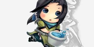 Webgame Phong Vân: Bộ ảnh 12 cung hoàng đạo cực dễ thương