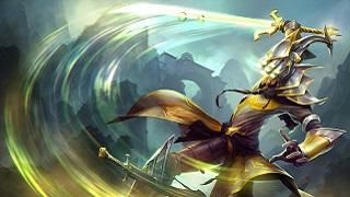 Riot Games sẽ tiếp tục tăng sức mạnh cho Master Yi?