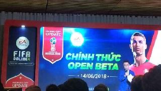 FIFA Online 4 vào ngày World Cup 2018 khai mạc