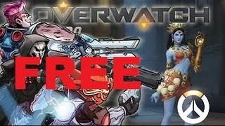 Overwatch sẽ miễn phí vào cuối tháng này