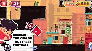 Street League: tựa game giải trí bóng đá cực vui nhộn vừa đổ bộ mobile