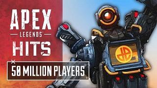 Apex Legends chỉ mất 1 tháng để đạt được 50 triệu người chơi – ăn đứt Fortnite, PUBG