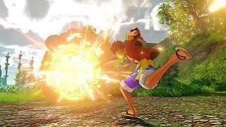 Bom tấn One Piece: World Seeker vừa tung trailer đầu tiên cực mãn nhãn
