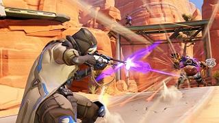 Chính thức lộ diện hero mới Overwatch – Sniper hồi máu