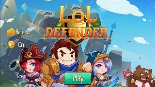 League of Heroes Defenders – Khi tướng LMHT chiến đấu theo kiểu mới