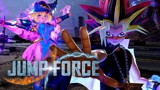 Vua trò chơi Yugi sẽ chiến đấu như thế nào trong game đối kháng Jump Force?