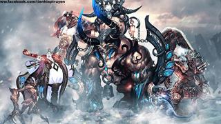 Tiên Hiệp Truyện sẽ chính thức ra mắt game thủ vào 30 tháng 3