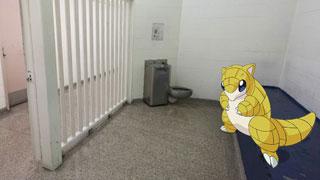 Đồn cảnh sát 'biến thành trụ sở giao lưu' trong Pokemon GO