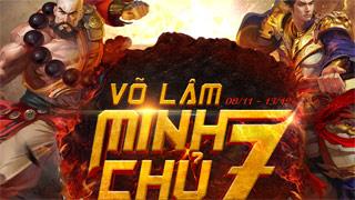 Ngôi vị Võ Lâm Minh Chủ đầu tiên của Võ Lâm Truyền Kỳ CTC chính thức lộ diện