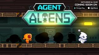 """Giải cứu đồng đội """"ngoài hành tinh"""" trong tựa game mới lạ Agent Aliens"""