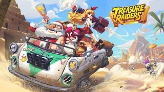 Treasure Raiders: Zombie Crisis – lộ diện tựa ARPG chibi đầy thú vị