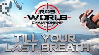 RoS World Championship chính thức khởi tranh từ ngày 13/1