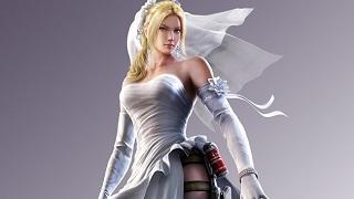 Tekken 7 cho phép cô dâu thượng cẳng chân hạ cẳng tay