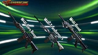 CFL - Tổng hợp sức mạnh của tất cả phiên bản M4A1-VIP