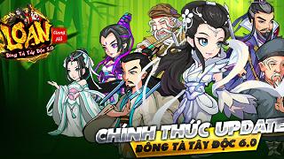 Playpark tặng 500 Giftcode game Đông Tà Tây Độc