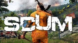 Tựa game vượt ngục thế giới mở SCUM hấp dẫn hé lộ trailer chính thức