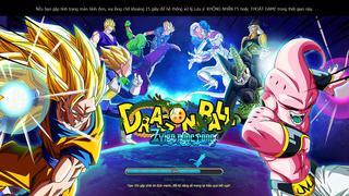 """""""Mục kích"""" webgame Dragon Ball – 7 Viên Ngọc Rồng ngày đầu ra mắt"""
