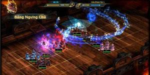 Webgame 3D Tướng Thần đang gấp rút Việt hóa