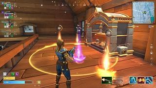 Tựa game sinh tồn đặc sắc Realm Royale vừa mở cửa miễn phí