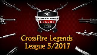 Cao thủ FPS Việt Nam quy tụ tại giải đấu eSports đầu tiên của Crossfire Legends