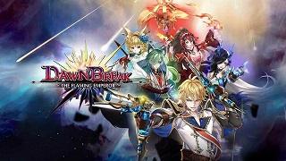 Dawn Break - Game hành động nhập vai đồ họa Anime cực hay cho iOS và Android