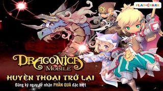 Phiên bản mới của Dragonica Mobile sẽ có mặt vào đầu năm 2017
