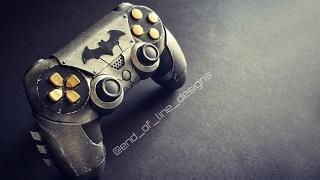 Chiêm ngưỡng chiếc DualShock 4 phong cách ĐẤNG Batman