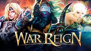War Reign - lộ diện tân binh chiến thuật độc đáo từ cha đẻ Đột Kích