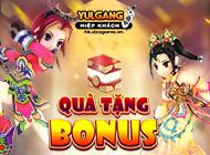 Yulgang Hiệp Khách Dzogame VN - [Thông Tin Sự Kiện] Quà tặng Bonus chào Hè (05.2021) - 17052021