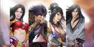Rò rỉ thông tin các lớp nhân vật trong game Phong Vân