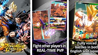 Dragon Ball Legends chính thức ra mắt, game thủ Việt có thể 'vượt rào' vào chơi