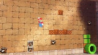 Mario trở lại làm thợ sửa ống nước