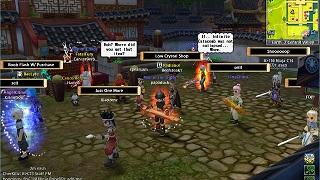 Tựa game online đình đám Hiệp Khách Giang Hồ vừa trở lại trên Steam