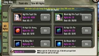 TLBB3D Mobile chính thức ra mắt tính năng kết nghĩa tăng cày kéo cho game thủ
