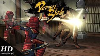 Trở thành Samurai với tựa game mobile Demon Blade