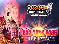 Yulgang Hiệp Khách Dzogame VN - [Bảo tàng BOSS] Yulgang Hiệp Khách - 29012021