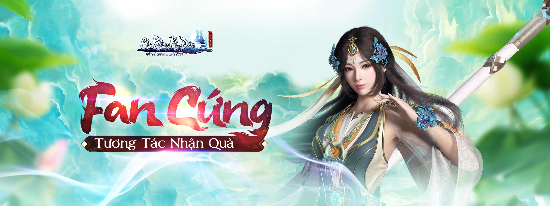 banner top ĐẠI HỘI FAN CỨNG - HỨNG MƯA QUÀ TẶNG THÁNG 7