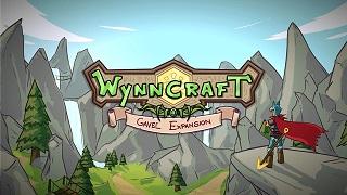 Chào mừng bạn đến tới Wynncraft, phiên bản MMORPG của Minecraft