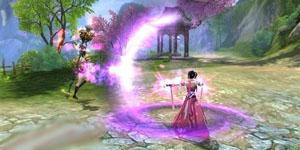 Tiết lộ về dạng kỹ năng mới trong Tân Thiên Long 3D
