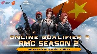 Khởi tranh ROS Mobile Qualifier 2 vào 19h ngày 10/8