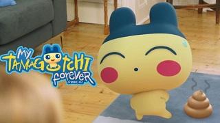My Tamagotchi Forever - game nuôi thú cổ điển chuẩn bị đặt chân lên di động