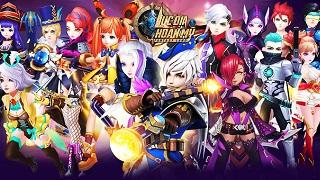Lục Địa Hoàn Mỹ Mobile game chặt chém Fantasy cập bến Việt Nam