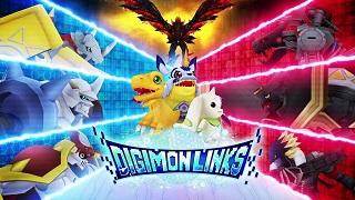Bom tấn DigimonLinks từ Namco Bandai đã lộ diện phiên bản Tiếng Anh