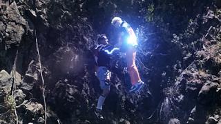 Cuộc đối đầu định mệnh Naruto vs Sasuke ở Thác Kết Thúc phiên bản Live-action