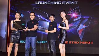 ASUS ROG ra mắt bộ đôi gaming laptop Strix SCAR II và Hero II tại Việt Nam