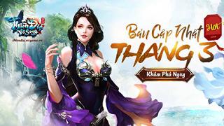 Playpark tặng 500 Giftcode game Thiên Địa Vô Song
