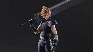 Chiêm ngưỡng hai mô hình nhân vật Final Fantasy VII tuyệt đẹp