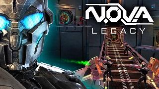N.O.V.A Legacy – huyền thoại FPS của Gameloft đã đặt chân lên mobile