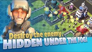 Mad Rocket: Fog of War - game chiến thuật cực độc cho game thủ mobile