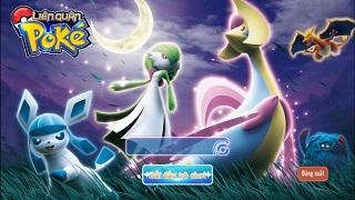 Trải nghiệm nhanh game Pokemon Liên Quân Poke